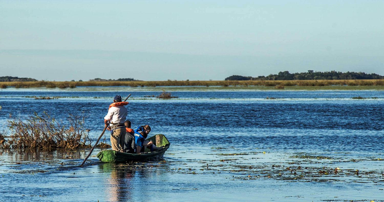 turismo fluvial ibera barca